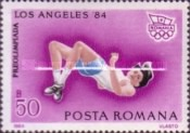 [Olympic Games - Los Angeles, USA, type FQK]
