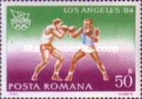 [Olympic Games - Los Angeles, USA, type FRA]