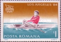 [Olympic Games - Los Angeles, USA, type FRB]