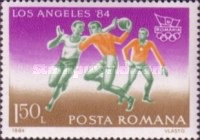 [Olympic Games - Los Angeles, USA, type FRC]