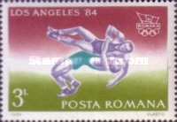 [Olympic Games - Los Angeles, USA, type FRE]