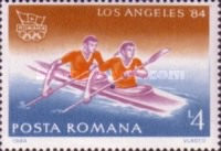 [Olympic Games - Los Angeles, USA, type FRG]