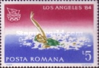 [Olympic Games - Los Angeles, USA, type FRH]
