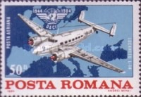 [Airplanes - The 40th Anniversary of International Civil Aviation Organisation, type FRO]
