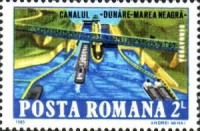 [Danube-Black Sea Canal Opening, type FUH]