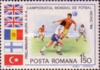 [Football World Cup 1986 - Qualifications, type FWF]