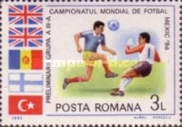 [Football World Cup 1986 - Qualifications, type FWH]