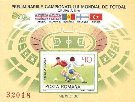 [Football World Cup 1986 - Qualifications, type FWJ]
