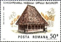 [The 50th Anniversary of the Village Museum, Bucharest, type FZH]