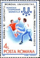 [World Handball Championships for Students, type GBZ]