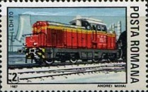 [Locomotives, type GCW]
