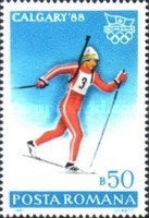 [Olympic Games - Calgary 1988, Canada, type GEV]