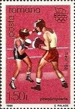 [Olympic Games - Seoul, South Korea, type GIK]