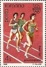 [Olympic Games - Seoul, South Korea, type GIN]