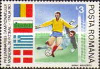 [Football World Cup - Italy, type GNJ]