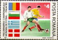 [Football World Cup - Italy, type GNK]