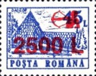 [Hotels and Hostels - Stamp of 1991 Surcharged, type GSD9]