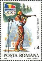 [Winter Olympic Games - Albertville, France, type GUC]