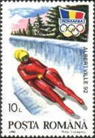 [Winter Olympic Games - Albertville, France, type GUF]