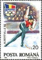 [Winter Olympic Games - Albertville, France, type GUG]