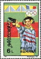 [Olympic Games - Barcelona, Spain, type GVS]