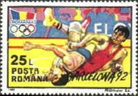 [Olympic Games - Barcelona, Spain, type GVW]