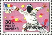 [Olympic Games - Barcelona, Spain, type GVX]