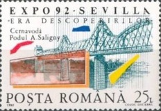 [World Fair EXPO `92 Seville, type GWI]