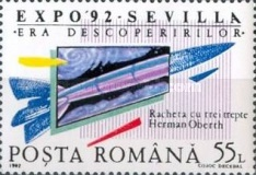 [World Fair EXPO `92 Seville, type GWK]