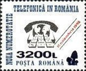 [New Telephone Numbers - Stamp of 1992 Surcharged, type GXN5]