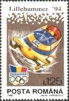 [Winter Olympic Games - Lillehammer, Norway, type HBR]