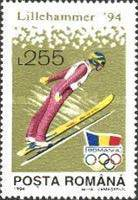 [Winter Olympic Games - Lillehammer, Norway, type HBT]