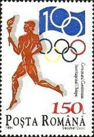 [The 100th Anniversary of the International Olympic Committee - IOC, type HDL]