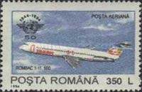 [Means of Transport - The 50th Anniversary of the International Civil Aviation Organization - ICAO, type HEA]