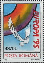 [EUROPA Stamps - Peace and Freedom, type HGV]