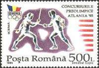 [Pre-Olympic Games - Atlanta '95, USA, type HJI]