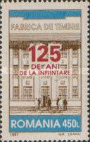 [The 125th Anniversary of Fabrica Timbre, type HOE]
