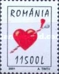 [Greeting Stamps - Valentine`s Day, type HXL]