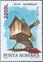 [Mills Stamps of 1994 Surcharged, type HXN]