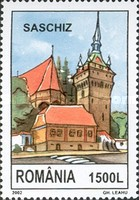 [Churches built by Germans - Transylvania, type IBC]