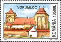 [Churches built by Germans - Transylvania, type IBF]