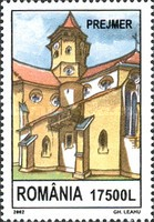 [Churches built by Germans - Transylvania, type IBH]