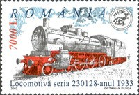 [Old Romanian Locomotives, type ICK]