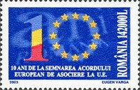 [The 10th Anniversary of the Admission to the European Union, type IDN]
