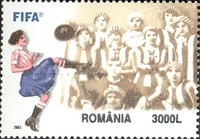 [The 100th Anniversary of the International Football Federation - FIFA, type IGE]