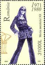 [Ladies Fashion of the 20th Century, type IHN]