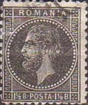 [Prince Karl I - The 2nd Bucharest Issue, Typ J15]