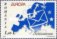 [EUROPA Stamps - Writing Letters, type JAB]