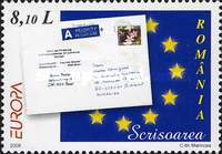 [EUROPA Stamps - Writing Letters, type JAC]