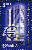 [The 10th Anniversary of the European Central Bank, type JAF]
